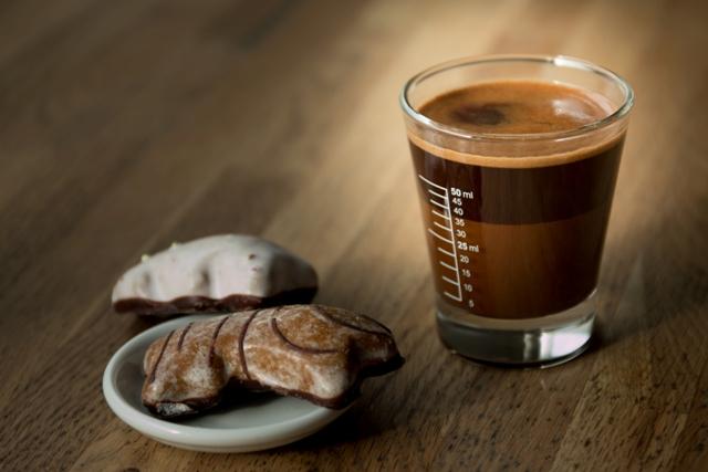 Weihnachten Kaffee