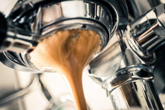 Siebträger bodenlos - Einfach nur Kaffee