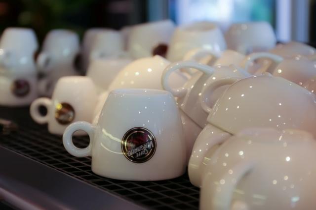 Gelatone Espressotassen - Einfach nur Kaffee