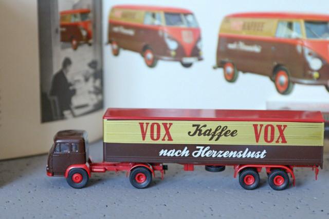 Einfach nur Kaffee VOX-Kaffee LKW