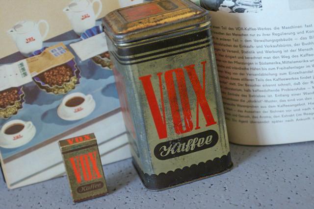 Einfach nur Kaffee VOX-Kaffee Sammlung